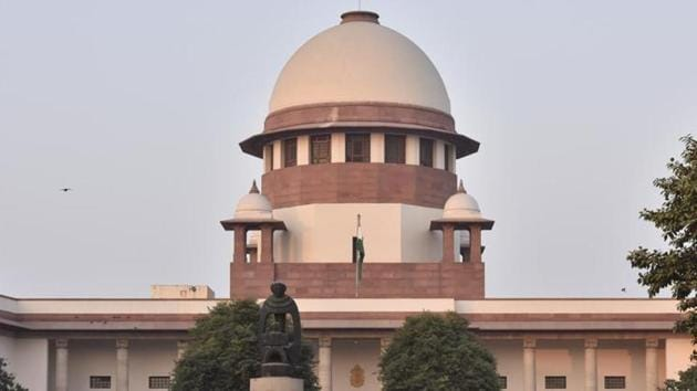 The bench of Chief Justice Dipak Misra and Justices AM Khanwilkar and DY Chandrachud said it would hear the plea which has also alleged that the rape victim's father was tortured and killed in the police custody.(Sonu Mehta/HT File Photo)