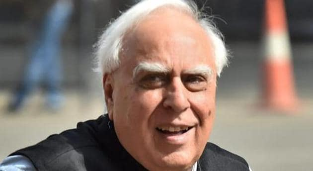 Senior Congress leader Kapil Sibal said the issues, which were raised by four Supreme Court judges, have not yet been addressed.(PTI File Photo)