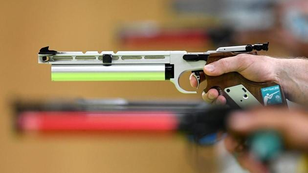 Shooters have followed the old rules at the 2018 Commonwealth Games (CWG 2018), having followed the new ones at the two World Cups in March.(Getty Images)