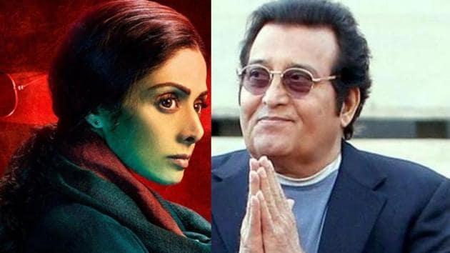 Vinod Khanna and Sridevi were posthumously awarded Dadasaheb Phalke and Best Actress respectively at the 65th National Film Awards.