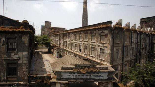 The memorial will be constructed on 12 acres of land at Indu Mills in Dadar, Mumbai.(HT FILE)