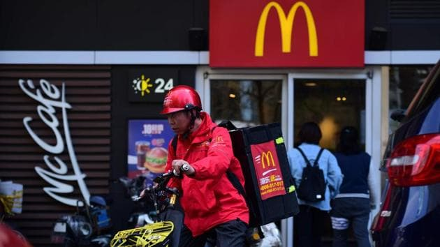 US President Donald Trump's tariffs on Chinese goods have roused some nationalist sentiment in the world's second largest economy, where consumers have a long track record of spurning foreign products when political nerves are frayed.(AFP)