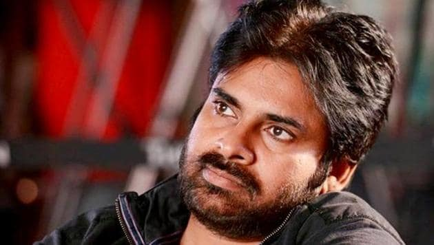 Pawan Kalyan organised a protest in Hyderabad on Saturday against the rape of an 8-year-old child.