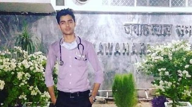 Adnan Khurram was arrested for impersonating as an AIIMS doctor for five months.(Picture courtesy: Instagram)