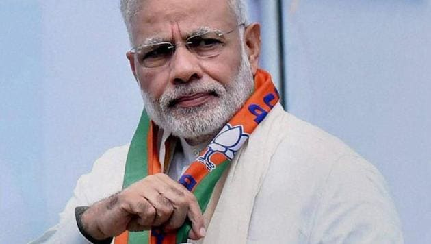 Opinion polls reveal that Prime Minister Narendra Modi remains highly popular after four years in office, and the BJP has managed to methodically expand its footprint in the numerous state elections since 2014, writes Milan Vaishnav.(PTI File Photo)
