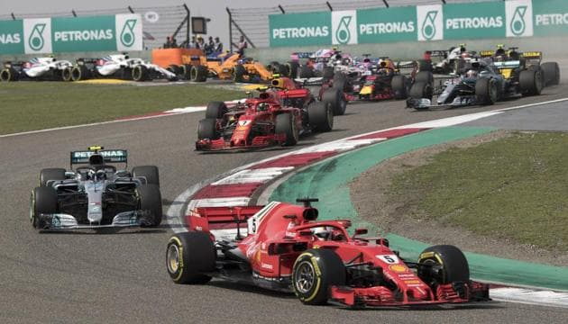 Saturday's qualifying made it apparent Mercedes is not where it would like to be when it comes to Ferrari.(AP)