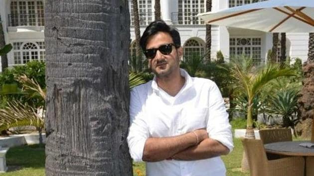 Writer-director Siddharth Anand during his visit to Lucknow.(HT Photo)