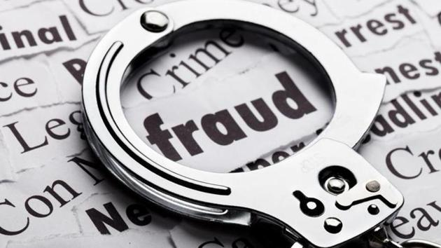 Police said the accused, to win the confidence of the complainant, made false property related documents and also gave him a forged receipt.(HT FILE)