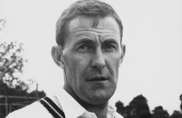 Former South African cricketer Colin Bland recently passed away in London.(Getty Images)