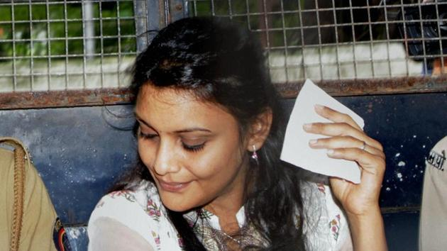Maria Susairaj, an actor, has served a three-year sentence for murder of TV executive Neeraj Grover(PTI)