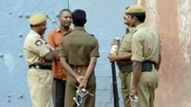 Hyderabad police booked the woman journalist for hurting the religious sentiments of Lord Ram devotees.(REUTERS File/Representative image)