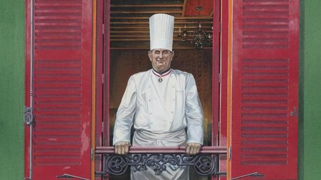 Paul Bocuse died at the age of 91.(Shutterstock)