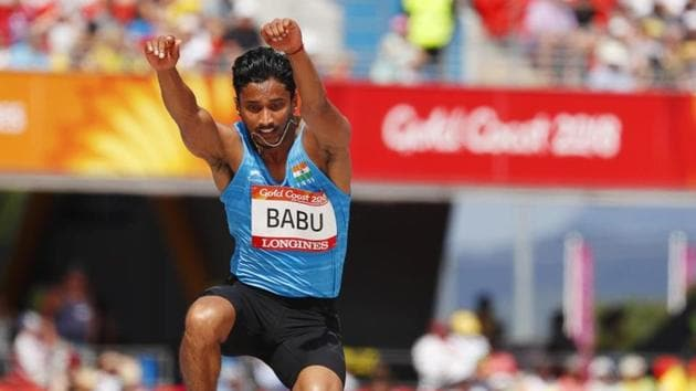 Rakesh Babu was sent home form Commonwealth Games 2018 after he breached the no needle policy.(REUTERS)