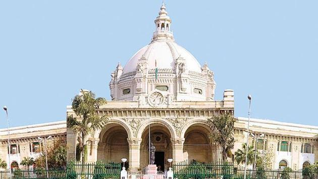 Unlike the recent Rajya Sabha polls in the state, which saw cross-voting, the UP Council polls will not witness any such scenario as there was virtually no possibility of polling scheduled for April 26.(HT File Photo)
