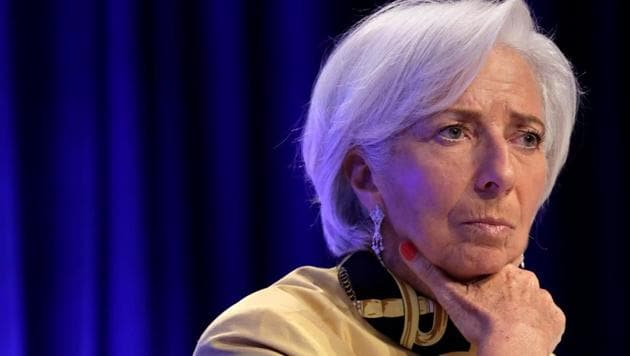 IMF chief Christine Lagarde's remarks come in the backdrop of nationwide outrage over the rape cases in Kathua and Unnao.(Reuters)