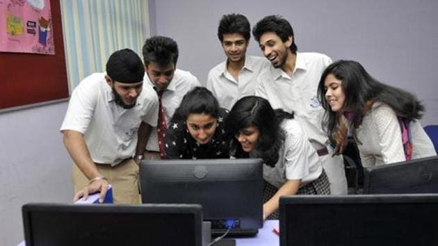 The CLAT 2018 admit card release was postponed on Friday due to some technical reasons, informed a notice on the CLAT 2018 website.(HT file)