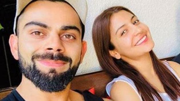Virat Kohli and Anushka Sharma tied the knot in December.(Instagram)