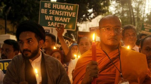 <p>People from different communities took to the streets across the country over the past two weeks protesting against the rape and murder of an eight-year-old...