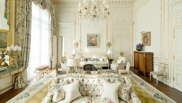 France's legendary Ritz hotel sets world record in furniture auction