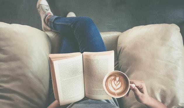Social media have become an added platform to promote books.(Shutterstock)