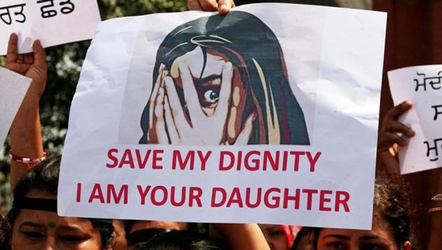 The 30-year-old woman has been arrested and sent to jail. The alleged rapist, Mukesh Kumar, a man in his late 30s, is on the run.(Reuters File Photo)