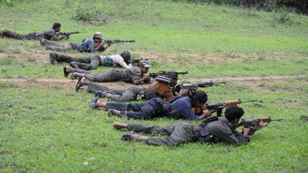 The Maoists concede they have lost ground in their heartland areas and are under increasing threat in their remaining safe havens.(AFP File Photo)