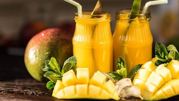 Mangoes are nutritious but moderation is key.(Shutterstock)