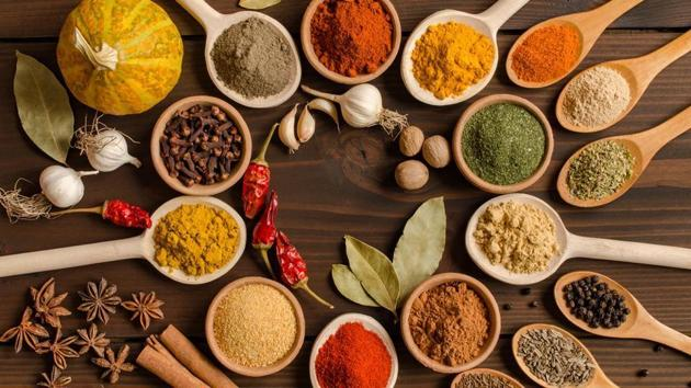 To lose weight, your diet, like your fitness schedule, is very critical. Adding herbs and spices can give you a range of health benefits.(Shutterstock)