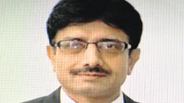 Special CBI judge Jagdeep Singh(HT File)