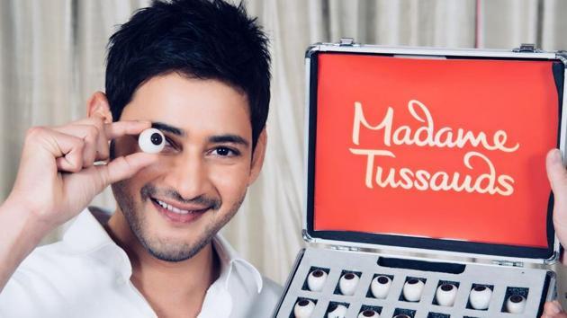 Mahesh Babu's wax figure will be featured at Madame Tussauds soon.
