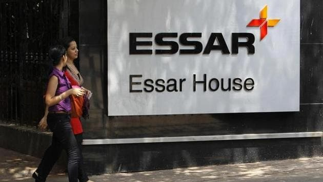 Essar Steel had a debt of Rs 49,000 crore and was referred to NCLT in June last year.(Reuters File Photo)