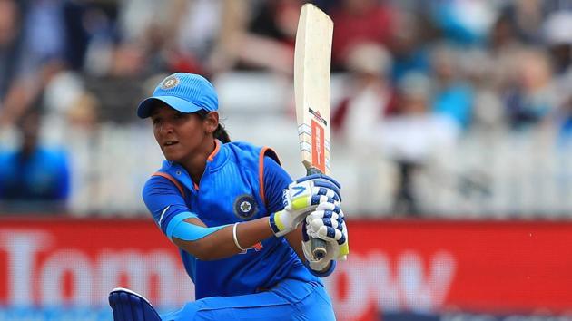 Indian women's cricket team skipper Harmanpreet Kaur(Getty Images)