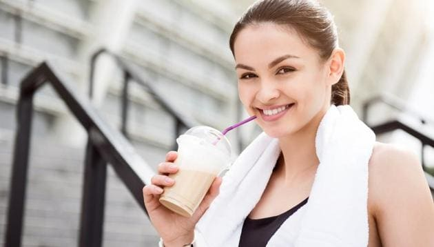 Coffee also increases your energy production, and mental alertness which acts as a pre-workout booster.(Shutterstock)