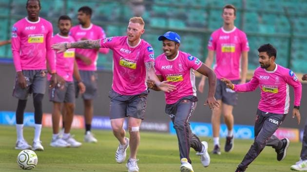 Rajasthan Royals will face Kane Williamson's Sunrisers Hyderabad in their seventh game of IPL 2018 on Sunday.(PTI)