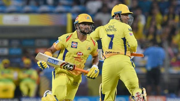 Chennai Super Kings are making a return to IPL after a two-year suspension.(AFP)