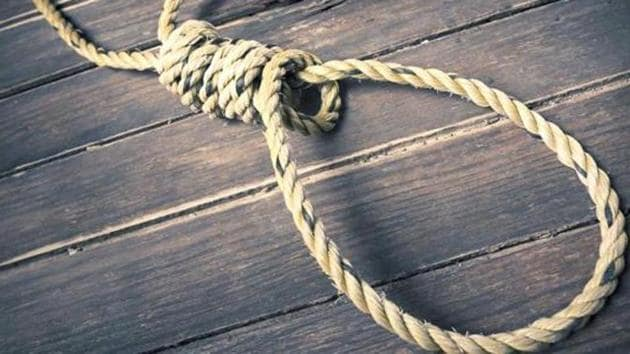 The decreased committed suicide by hanging himself inside her home in Rohini.(Representative photo)