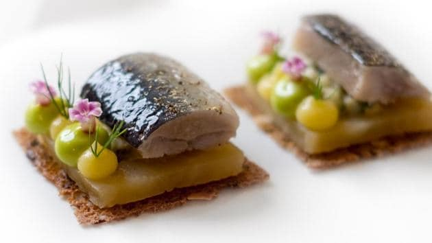Suhring has been awarded one Michelin star by the Michelin Guide Bangkok.(Suhring)