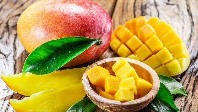 Studies have shown that mangoes can lower blood sugar level and fight cancer.(Shutterstock)