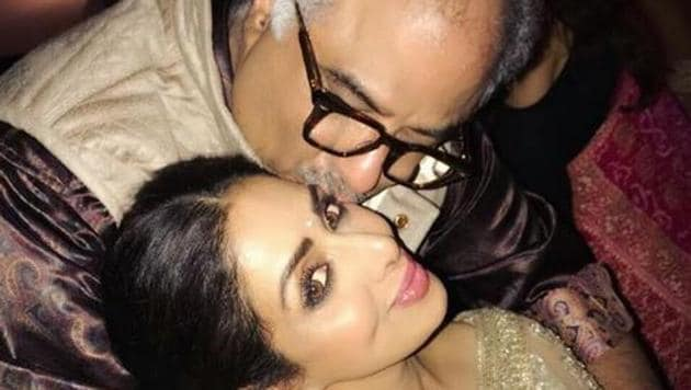 Sridevi and Boney Kapoor were married for 22 years before her untimely death in February this year.