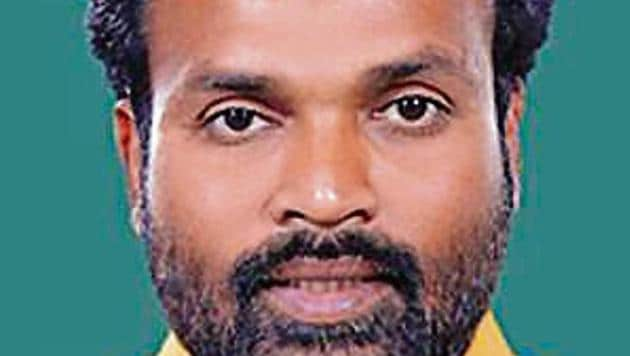 Sreeramulu's possible elevation is seen as an exercise to not only break free of the power tussle between the influential Lingayat and Vokkaliga communities but also groom a new generation of young leaders in a state where the BJP is trying to grow roots .(File Photo)