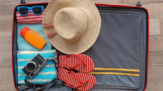 Here are the tricks to travel light.(Shutterstock)