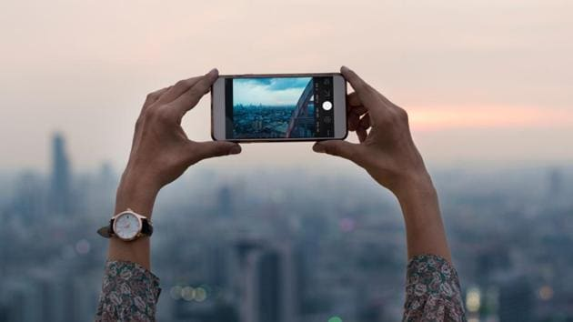 Taking a picture every day has a major impact on your overall health and well being.(Shutterstock)