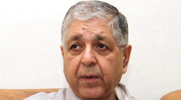 Panjab University vice-chancellor Arun Kumar Grover