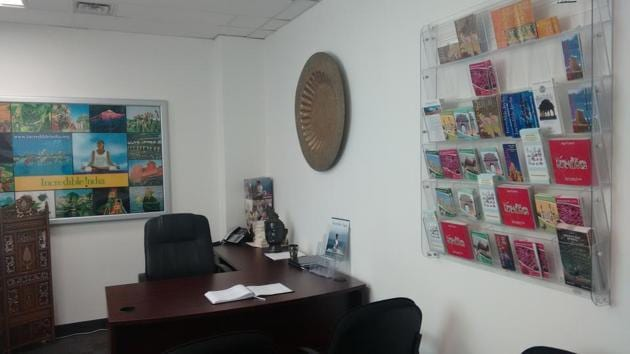 India Tourism office in Toronto