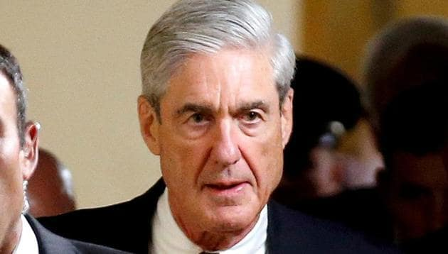 """US President Donald Trump has said there was no collusion with Russia for the election, and termed Robet Mueller's (pictured) investigation a """"witch hunt"""".(Reuters/File Photo)"""