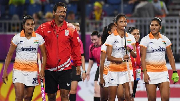 Harendra Singh, who was the India women's hockey team coach, will coach men's national team now.(AFP)