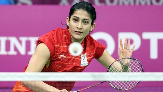 Ashwini Ponnappa was a part of the Indian side which won its first-ever gold medal in a mixed team event at the Commonwealth Games this year.(REUTERS)
