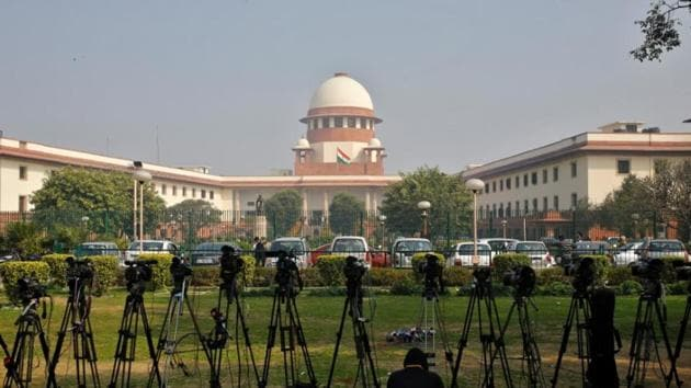 The Supreme Court in New Delhi. The need of the hour is for the judiciary to assert itself in the matter of appointments to ensure a fair and impartial justice delivery system(Reuters)