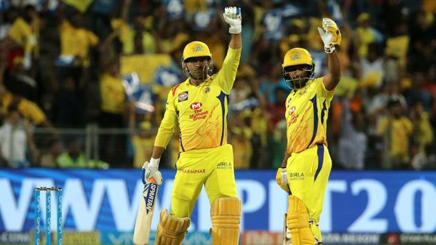 MS Dhoni and Ambati Rayudu's 79-run stand proved vital in Chennai Super Kings' 13-run win over Delhi Daredevils in an IPL 2018 match in Pune on Monday.(BCCI)