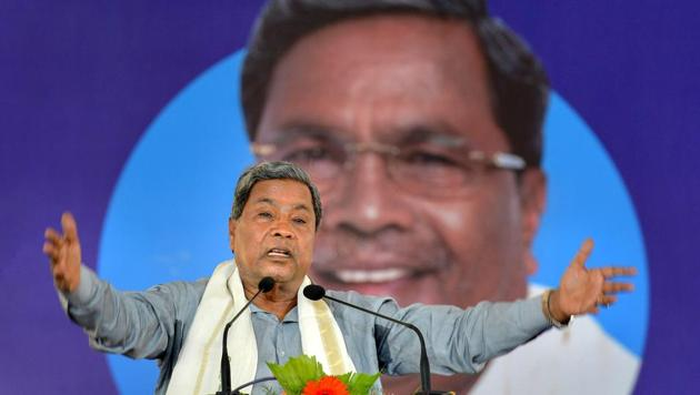 Chief Minister Siddaramaiah has repeatedly alleged that there is a covert pact between the BJP and JD(S) to defeat the Congress.(PTI Photo)